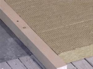 Укладка теплоизоляционных плит