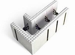 Несъемная опалубка образец блока