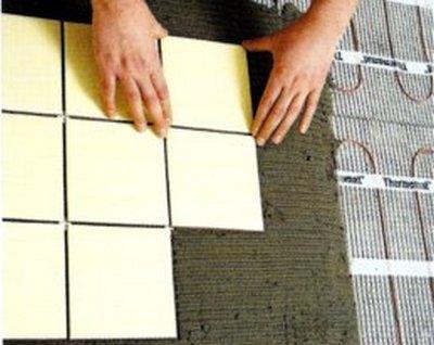Укладка плитки на плитку какой клей использовать