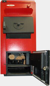 Универсальный котел дрова-газ