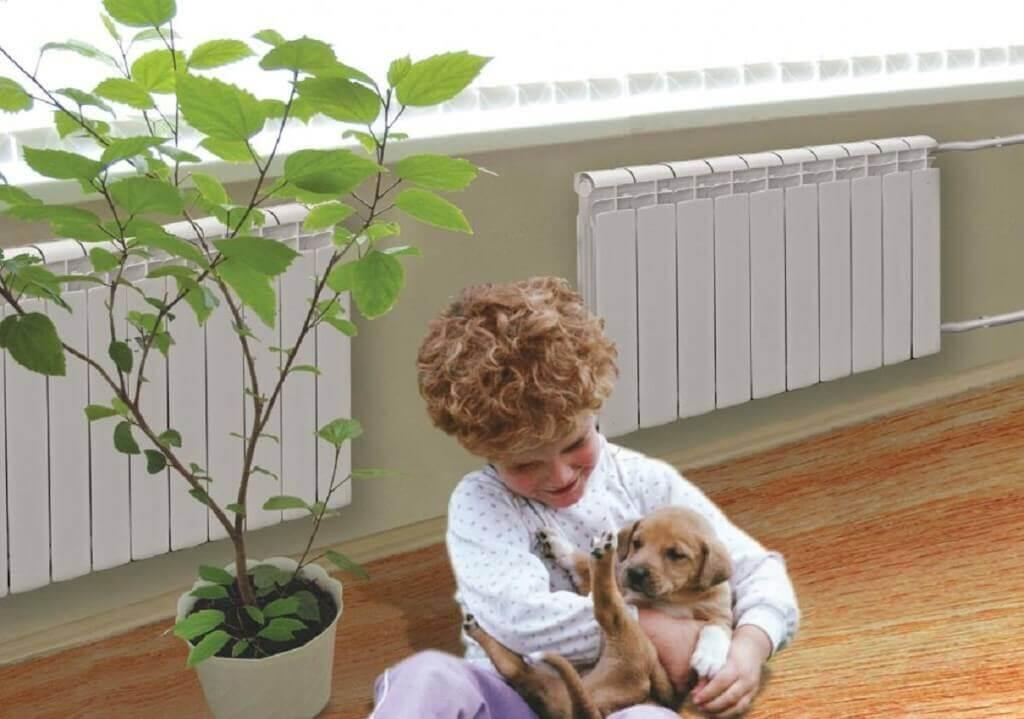 Биметаллические радиаторы отопления; какие лучше; инструкция по выбору