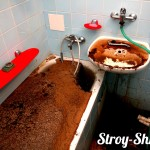 Засор канализации что делать