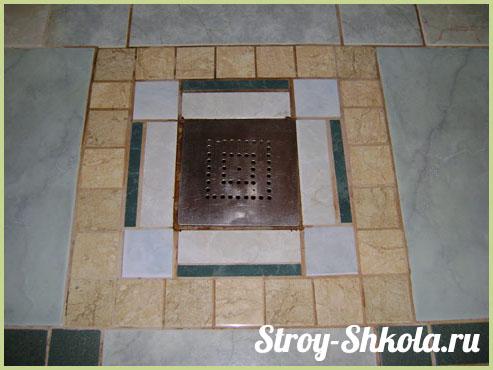 Укладываем керамическую плитку, как финишное покрытие