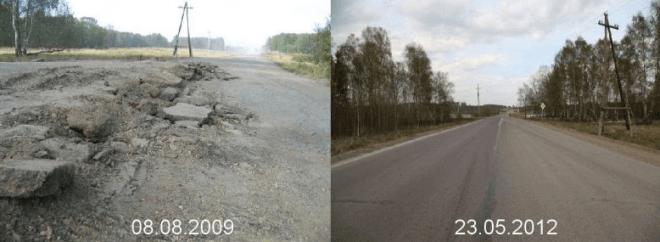 Последствия нарушения технологии строительства на пучинистых грунтах.