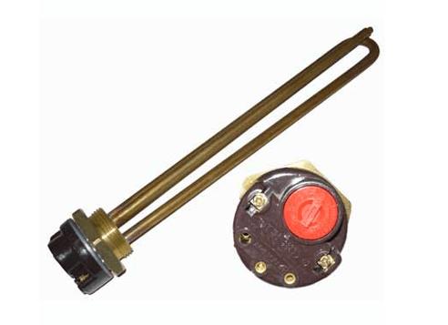Оборудованный терморегулятором ТЭН