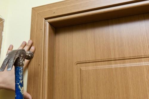 Наличники дверные своими руками