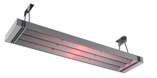 Потолочный инфракрасный электронагреватель