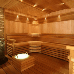 Внутренняя отделка бани своими руками