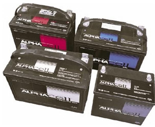 Система аккумуляторов для аварийного электроснабжения