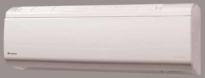 Внутренний блок установки «воздух-воздух» сильно похож на блок кондиционера.