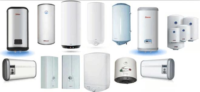 Многообразие проточных водонагревателей
