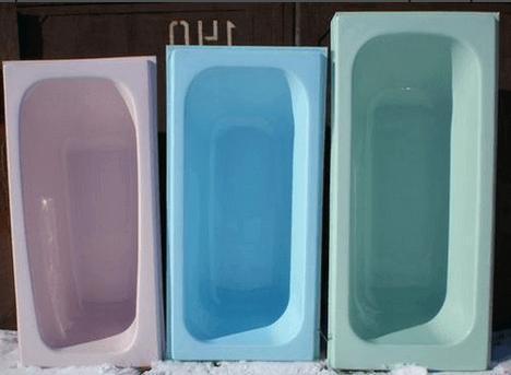 Цветовая палитра вкладышей