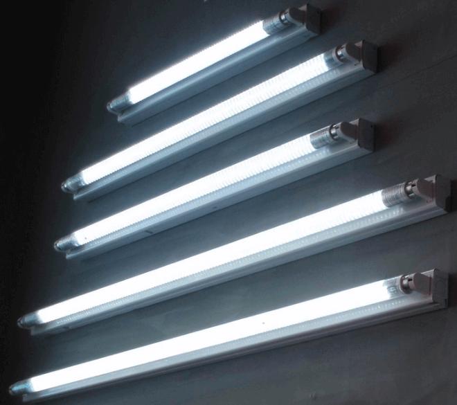 Трубчатые люминесцентные лампы