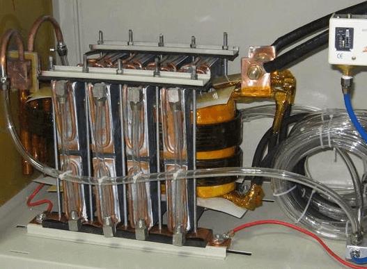 Самодельный индукционный котел из трансформатора