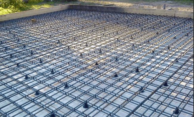 Армирование монолитной плиты перекрытия своими руками