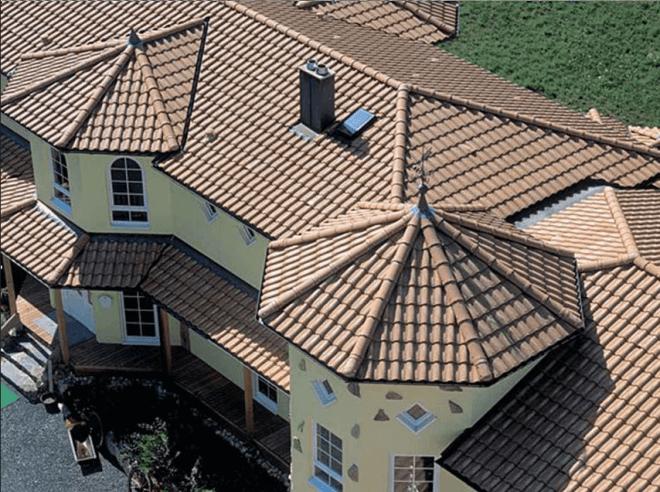 Крыша дома своими руками материалы