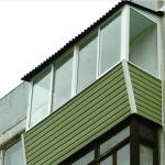 Балкон с выносом своими руками