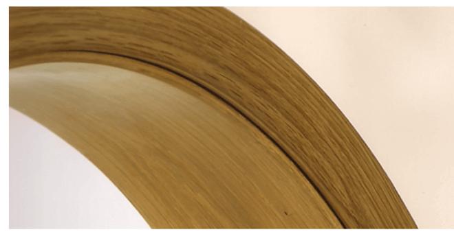 Так может выглядеть арка из гнутой многослойной фанеры