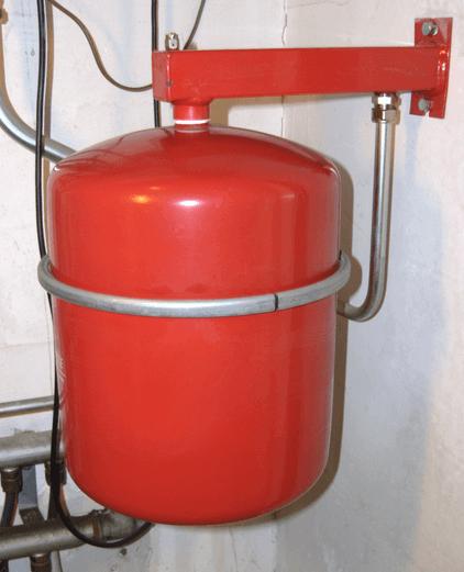 Ресивер для дачного водопровода