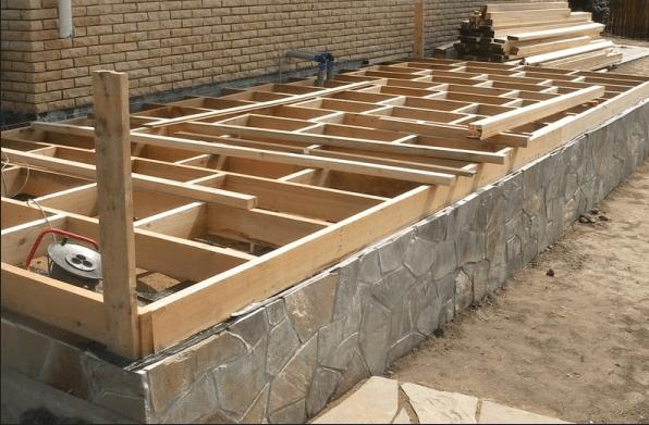 Строительство пристройки к дому своими руками