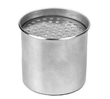 Топливный бачок из металлической кружки