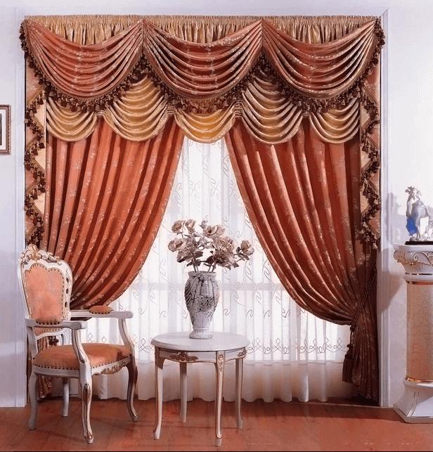 Декорирование окон на арабский манер