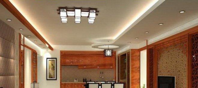 люстры в гостиную с низким потолком