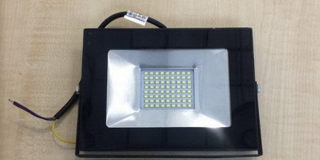 светодиодный прожектор 50w