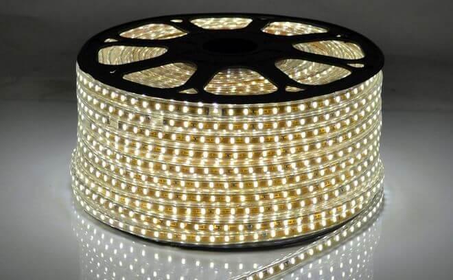 Узнайте, какова мощность светодиодной ленты smd 5730 1m.