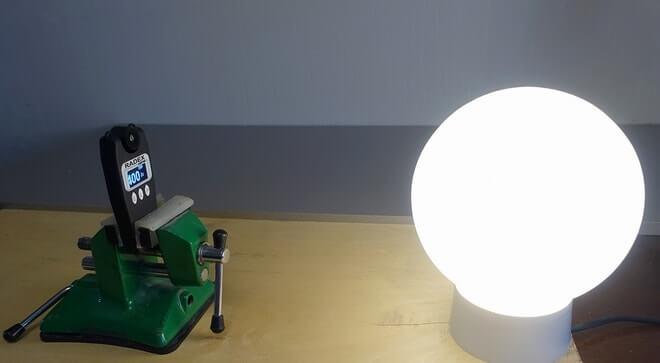 Светоотдача светодиодных ламп может быть разной.